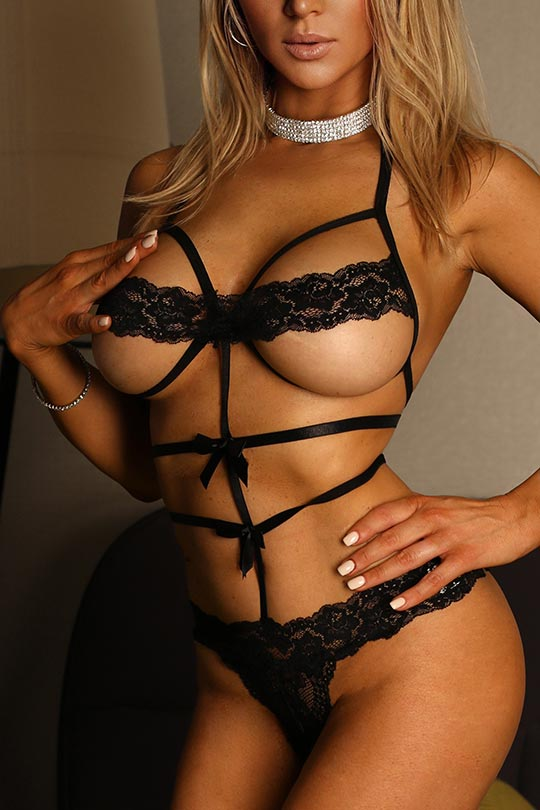 Blonde Escort Girls Nürnberg - Gina