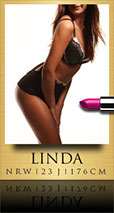 Linda Escortgirl mit Kurven
