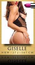Giselle Verlockende Angebote für Paare mit Wunsch auf  Paarbegleitung