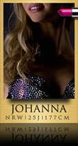 Johanna Atemberaubende High Class Traumfrau