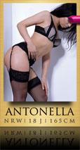 Antonella Charmante 18 Jährige Escortlady