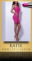 Katie  Charmante Traumfrau fuer erotische Stunden