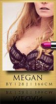 Megan diskrete managerbegleitung