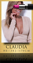 Claudia Escort Lady