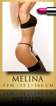 Melina Highclass Escort