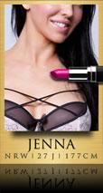 Jenna Serioese Begleitagentur-mit-nebenberuflichen Studentinnen