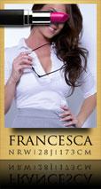 Francesca Natuerliche Frauen grosser Naturbusen