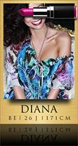Diana Verführerische Luxus Begleitung