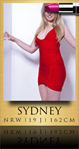 Sydney Charmante Escortlady