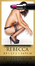 Rebecca luxurioese begleitung berlin