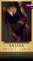 Sasha Niveauvolle Gespielin