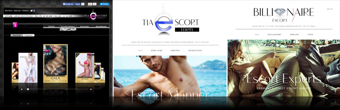 Tia Group - Billionaire Escort - Tia Escort Men - Tia Escort